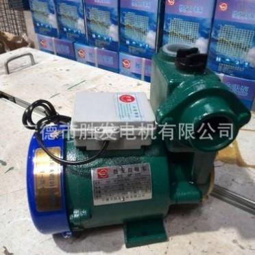 闽东福建福安胜发GP-125家用空调自吸泵 水泵 农业用泵 清水泵