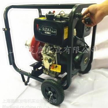 宁波柴油排水泵抽水机
