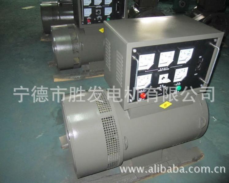 闽东福建 福安胜发TZH-300 300KW相互励三相交流同步发电机