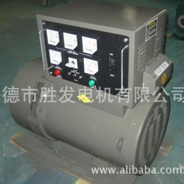 闽东福建福安胜发TZH-150 150KW相互励三相交流同步发电机